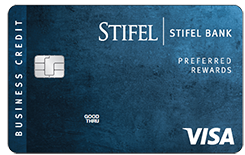 Visa Preferred Rewards Card